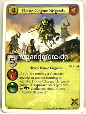A Game of thrones lunaires - 1x House Clegane brigands #061 - a turn of the tide