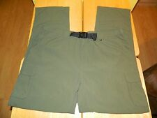 Boy Scouts of America Supplex Switchback Uniform Pants Relaxed XXXL Unhemmed
