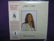 JUNE TABOR / ASHES AND DIAMONDS MINI LP CD NEW