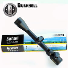 Bushnell Rifle Scope 3-9x40EG RED+Green Illuminated Reticle Riflescope Sight HD