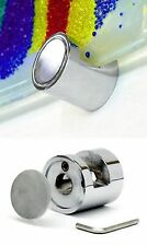 Aanraku Wall Mount Device for Stained Glass Panels or Fused Glass - 1 each