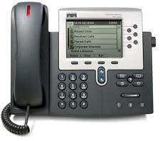 Cisco CP-7961G Unified IP Phone - Telephone - Inc VAT & Warranty - Grade A