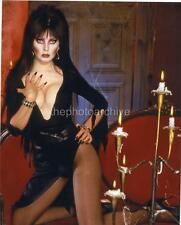 Superb High Resolution Sexy ELVIRA Embossed Photo By Harry Langdon HL1602