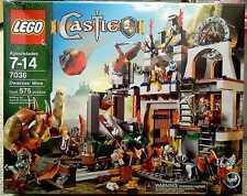 LEGO CASTLE 7036 Dwarves Mine