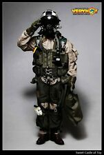 1/6 Very Hot Accessory Set - US Navy Seal VFA-154 Black Knights Pilot Suit Ver.