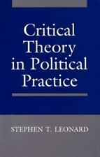 Critical Theory in Political Practice