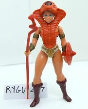 MOTU, Teela, Masters of the Universe, He-Man, complete, with weapons, figure