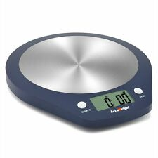 Accuweight Electronic Digital Kitchen Scale Food Diets Weight Balance Scale
