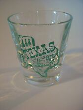 Liquor Shot Glass    TEXAS    See STORE For 100s More Gift Ideas, Collectibles +