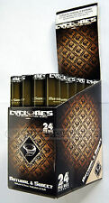 "1 BOX (24x) Cyclone Blunts ""Natural"" Blunt Cyclones vorgerollt NUOVO!"