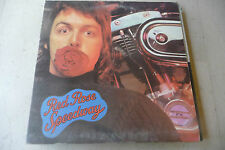 "LP PAUL McCARTNEY&WINGS""RED ROSE SPEEDWAY + INSERTO- EMI Italy 1973"" GATEFOLD"