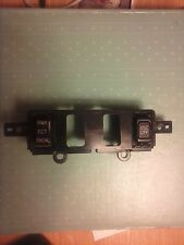 98 99 00 LEXUS GS300 GS 300 PWR ECT SNOW / VSC OFF SWITCHES SWITCH