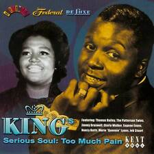 King's Serious Soul: Too Much Pain (CDKEND 194)