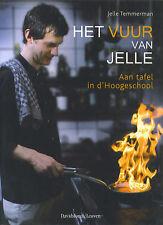 Het vuur van Jelle : Aan tafel in d'Hoogeschool