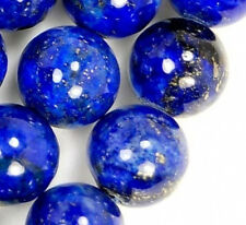 8mm A++Natural Indigo Lapis Lazuli Round Beads 15.5""