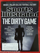 Sports Illustrated Magazine 9/18/2013 The Dirty Game Junior Johnson OSU Sai