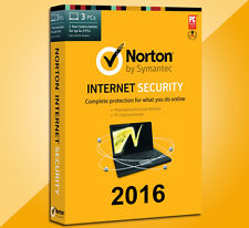 Norton internet security 2015/2016 180 jours/6 mois cd-key