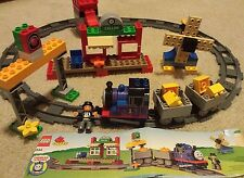 LEGO  Duplo Thomas the Train Toy Starter Set #5544