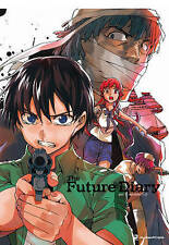 Future Diary: Part 1 (DVD, 2013, 2-Disc Set) in original case