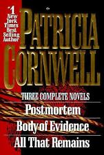 Postmortem  Body of Evidence  All That Remains (Kay Scarpetta)