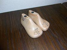 alte Kinder Schusterleisten / Schuhleisten 1 Paar 11,5cm lang Größe 17 Mini