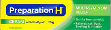 Preparation H Cream With Bio-Dyne, 25g/.88oz - Canadian - Wrinkle Reduction