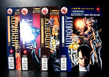 COMICS: Authority # 1-4 (vol 2, 1990s) - (superman/batman/dc/marvel)
