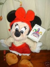 disneyland new orleans square minnie bean bag plush