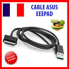 ☆ Câble USB Noir pour ASUS EEE PAD Transformer TF700 TF700T ☆ 1M ☆ NEUF ☆
