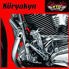 Kuryakyn Chrome Zombie™ Shift Arm Cover 82-17 Touring & Trikes 1054