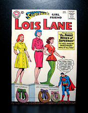 COMICS: DC: Superman's Girl Friend: Lois Lane #51 (1964) - RARE (batman/flash)