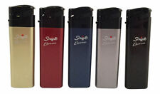 Scripto Electronic Lighters, Full Size, Assorted Color - Pack of 10