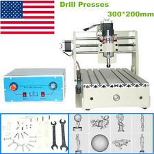 3 Axis CNC 2015T Router Engraver Milling&Drilling Machine Aluminum Allo+MACH3
