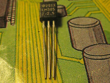 LM385Z  2.5    Micropower Voltage Reference Diodes  TO92  3pcs