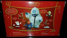 Rudolph the Red-Nosed Reindeer Humble Bumble & Friends Deluxe Figurine Set
