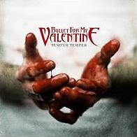 BULLET FOR MY VALENTINE : TEMPER TEMPER (CD) sealed