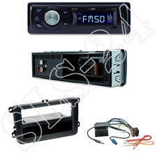 Caliber RMD021 Autoradio + VW 3C 3CC Polo V Scirocco EOS Blende + Adapter Set