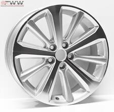 "NEW REPLACEMENT TOYOTA HIGHLANDER 19"" 2008-2013 CNC SILVER WHEEL RIM 69548"