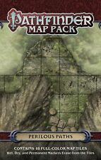 Pathfinder RPG: Map Pack - Perilous Paths PZO 4062