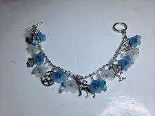 """""""Magik forest"""" bracelet. Pagan Witch Wicca Yule"""