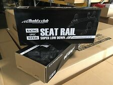 Buddy Club Super Low Seat Rail 1996-2000 Honda Civic EK SOLD IN PAIRS LEFT RIGHT