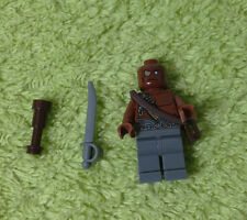 Lego 4191 Pirates of the Caribbean Gunner Zombie Minifig