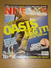 NME 2003 MAR 8 OASIS COLDPLAY YEAH YEAH YEAHS STROKES