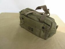 US Army Tool Bag Cargo Bag Canvas Kampftasche Navy USMC Marines Jeep Half Truck