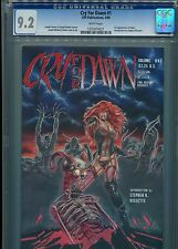 Cry For Dawn #1  (1st Dawn)  CGC 9.2  White Pages