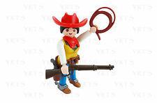 YRTS Playmobil Serie 7 Vaquera Cowgirl Oeste Western ¡New!