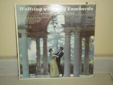 RECORD ALBUM- WALTZING WITH GUY LOMBARDO- 33 1/3 RPM- USED- L155