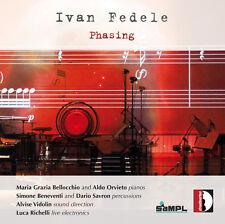 Fedele / Beneventi / Savron / Vidolin / Richelli - Ivan Fedele: Phasing [New CD]