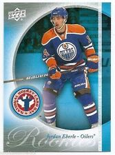10/11 UPPER DECK NATIONAL HOCKEY CARD DAY Jordan Eberle #HCD4