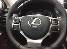 Cubiertas cromo ABS volante para Lexus NX 300h, 200t